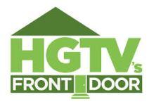 HGTV front door